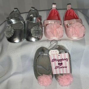 New Baby girl shoes